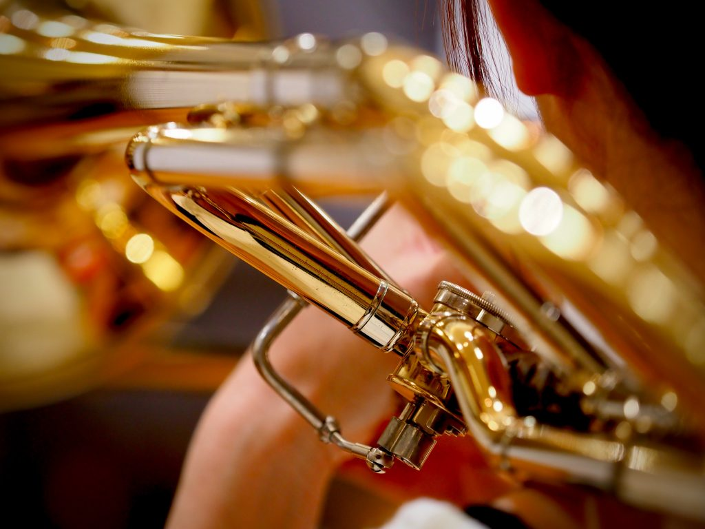 trombone player- look after your wind instrument