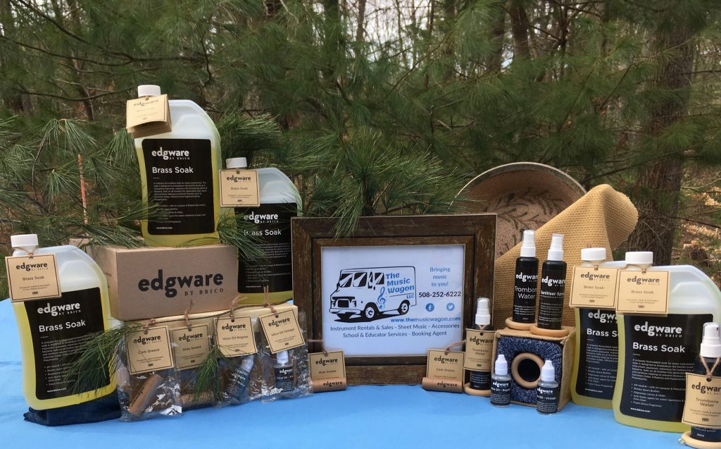 Edgware BY BBICO Products at The Music Wagon