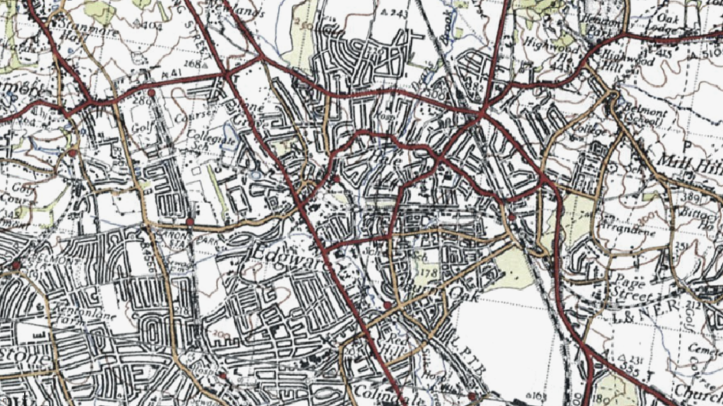 A 20th Century May of Edgware