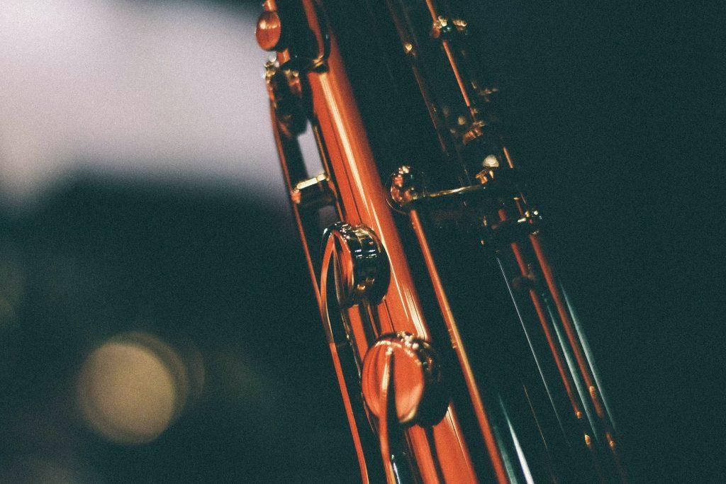 Saxophone Pads [Photo by Bogomil Mihaylov on Unsplash]