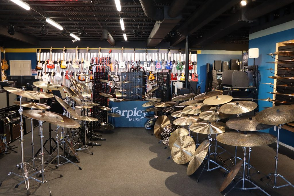 Tarpley Music Store in Amarillo, Texas