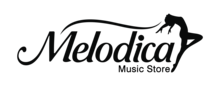 The Melodica Music Store Logo
